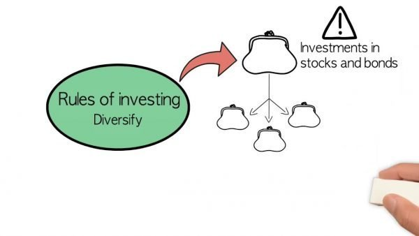 Diversify investments